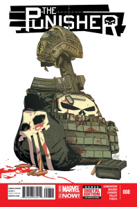 The Punisher Vol 9 #8