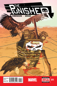 The Punisher Vol 9 #11