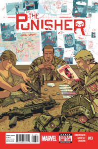 The Punisher Vol 9 #13