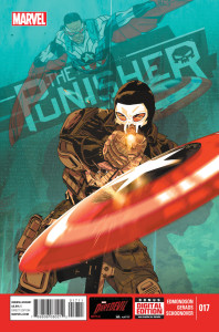 The Punisher Vol 9 #17