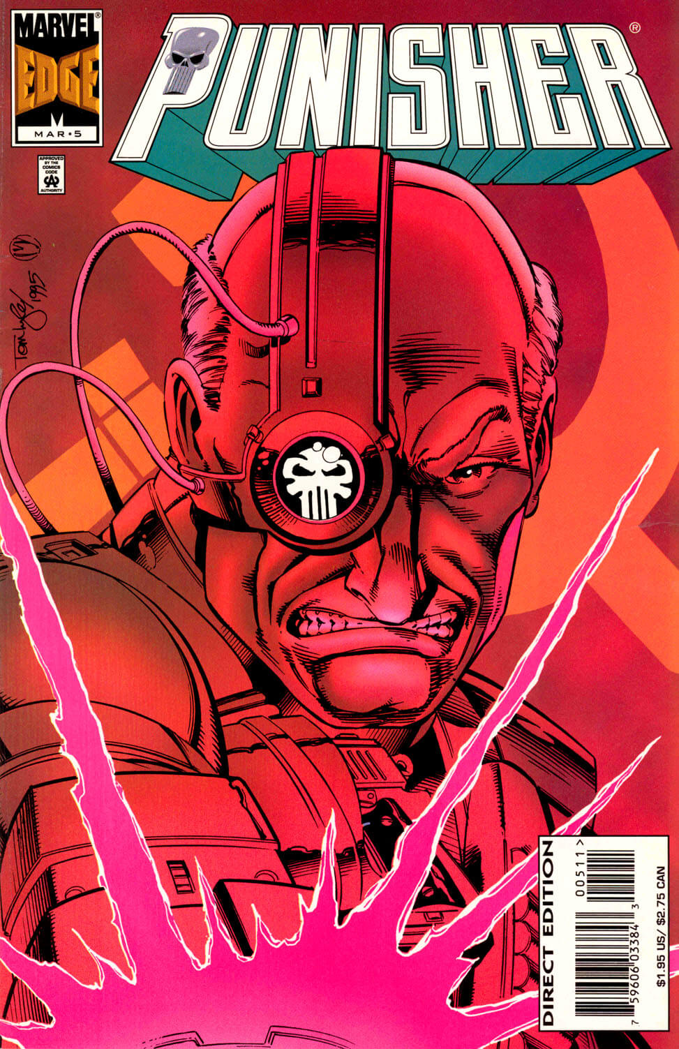The Punisher Vol 3 #5