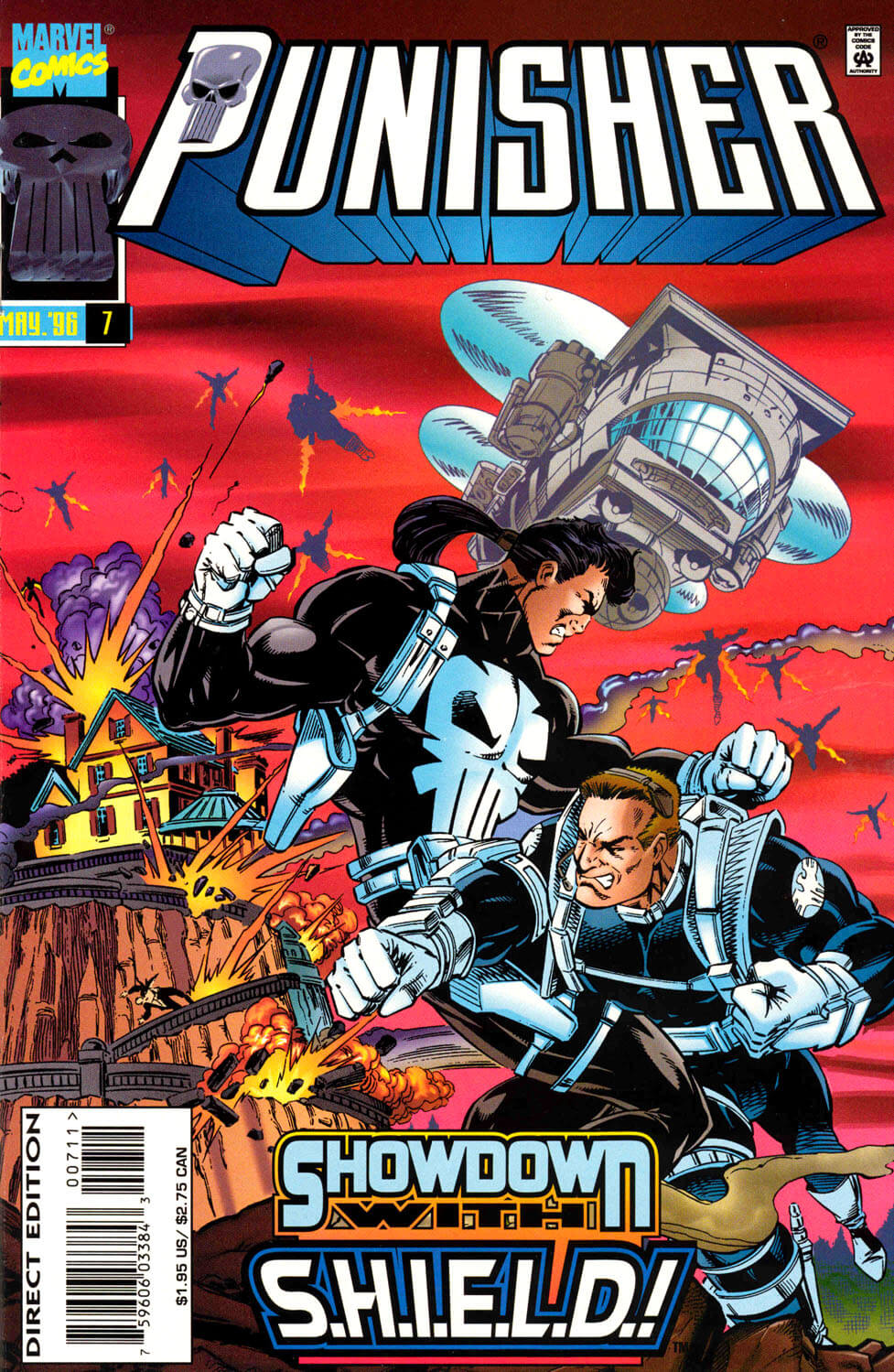The Punisher Vol 3 #7