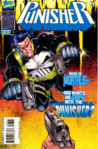 The Punisher Vol 3 #8