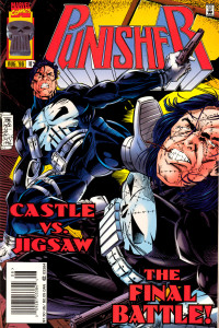 The Punisher Vol 3 #10