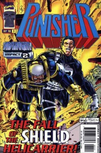 The Punisher Vol 3 #11
