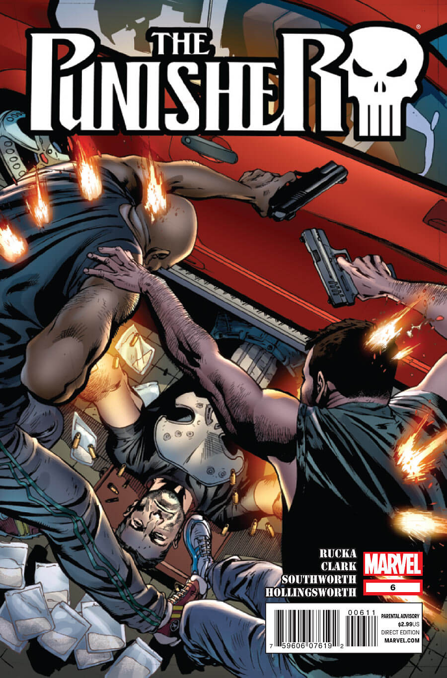 The Punisher Vol 8 #6