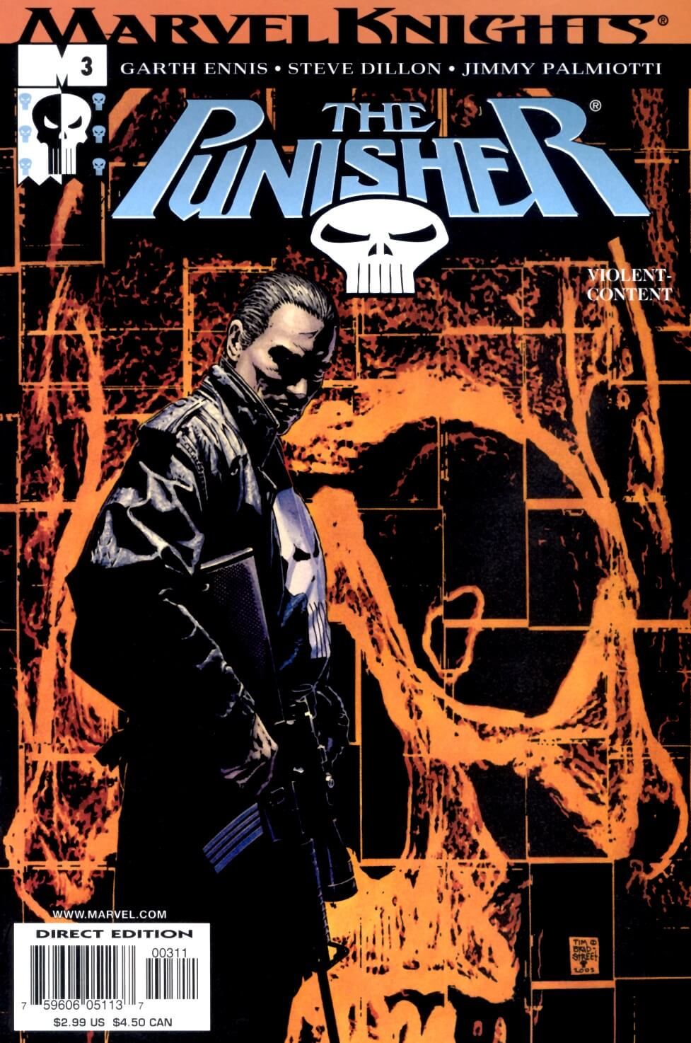 The Punisher Vol 5 #3