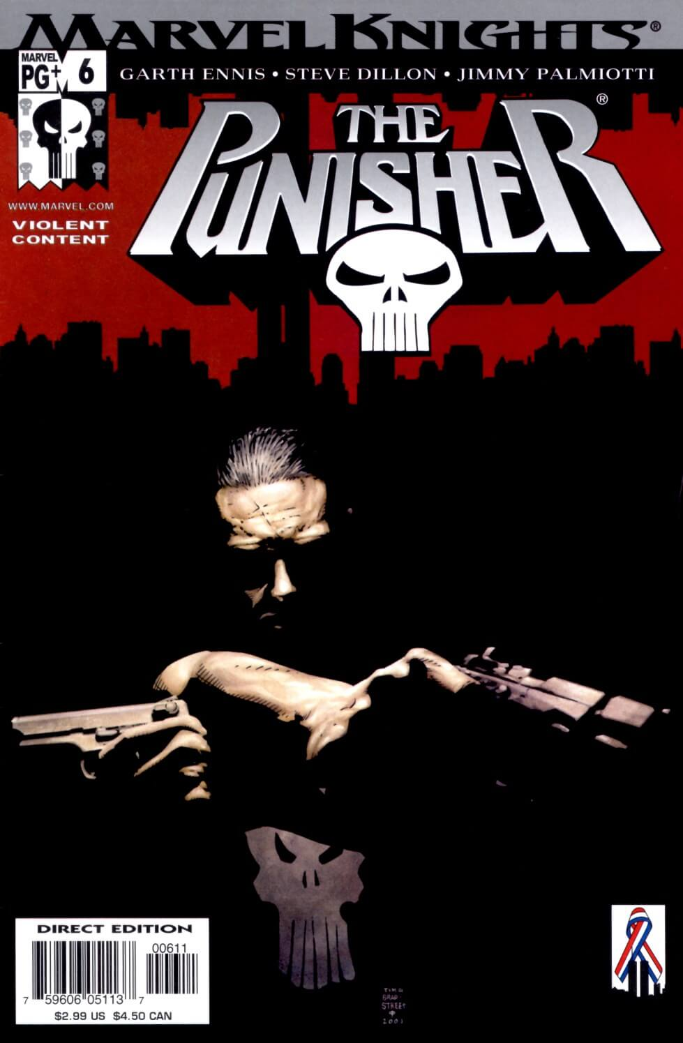 The Punisher Vol 5 #6