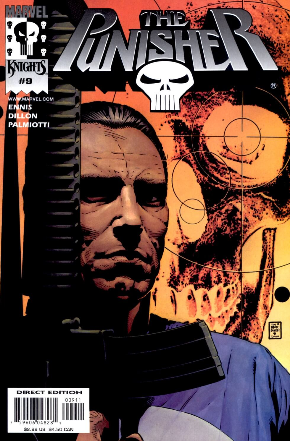 The Punisher Vol 4 #9
