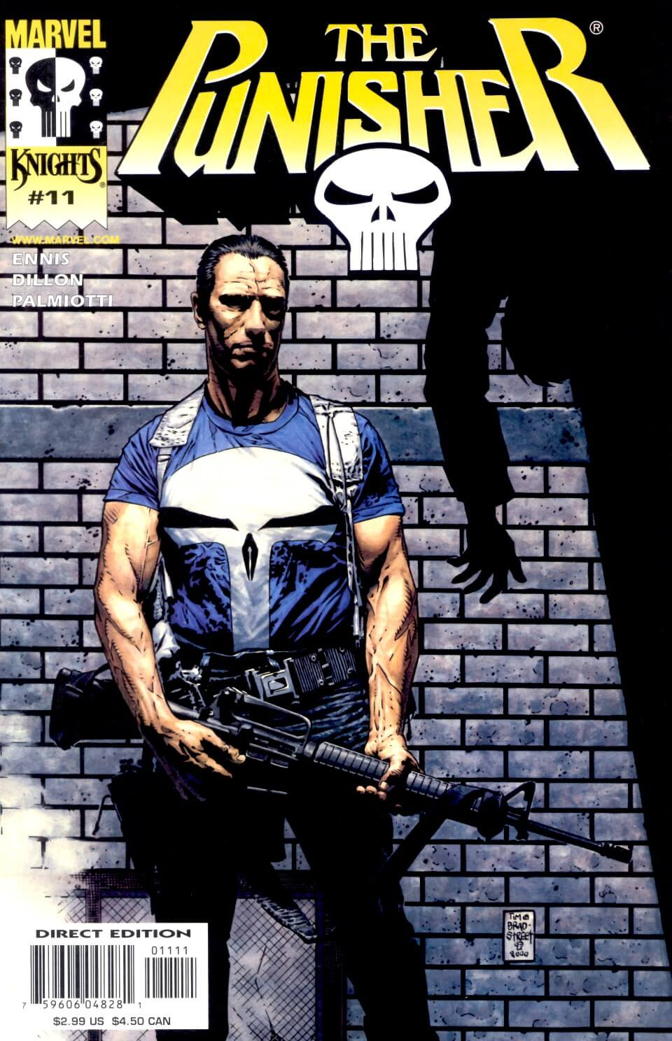 The Punisher Vol 4 #11