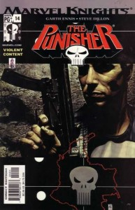 The Punisher Vol 5 #14
