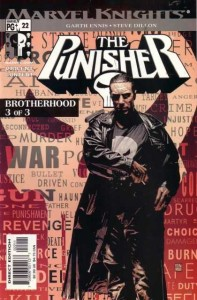 The Punisher Vol 5 #22