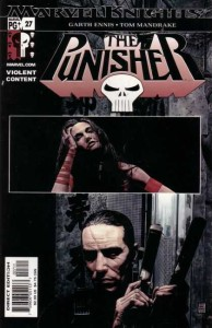 The Punisher Vol 5 #27