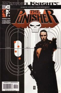 The Punisher Vol 5 #31