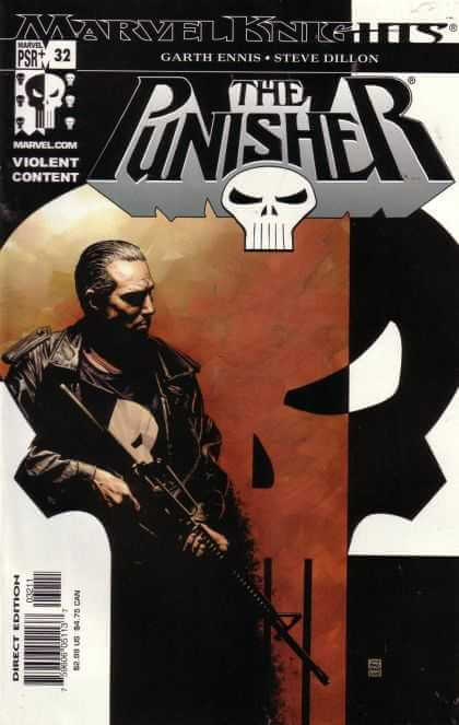 The Punisher Vol 5 #32