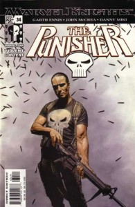 The Punisher Vol 5 #34