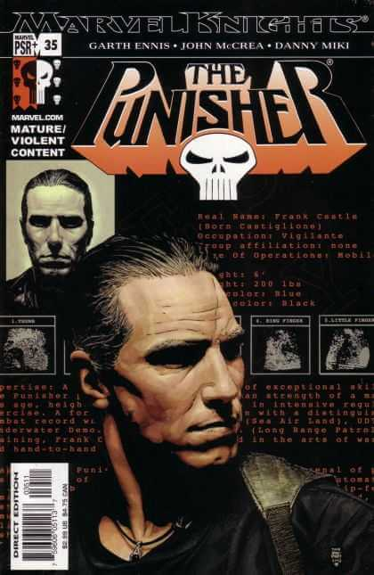 The Punisher Vol 5 #35