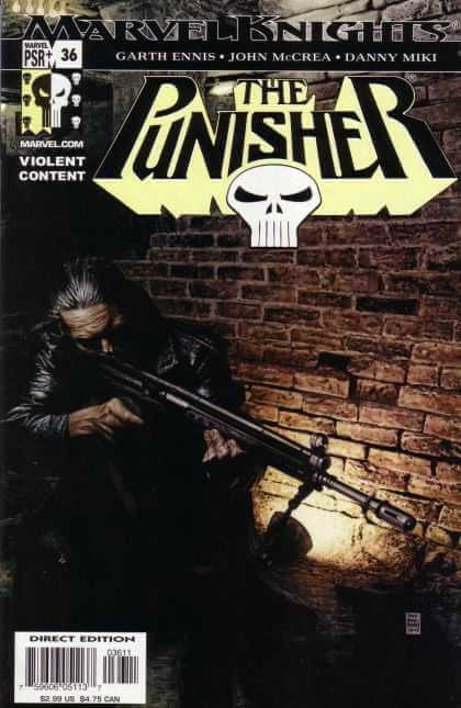The Punisher Vol 5 #36