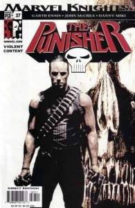 The Punisher Vol 5 #37