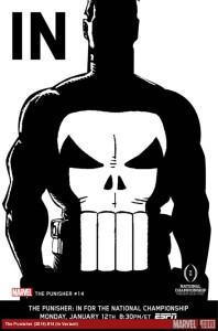 The Punisher Vol 9 #14 b