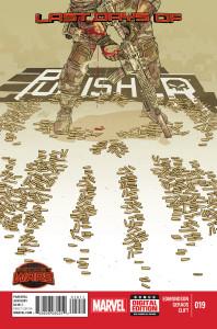 Punisher Vol 9 #19