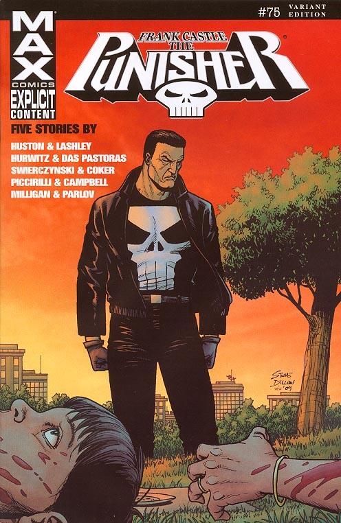 The Punisher Vol 6 #75 b
