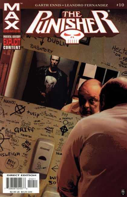 The Punisher Vol 6 #10