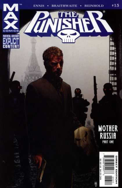 The Punisher Vol 6 #13