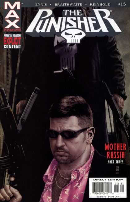 The Punisher Vol 6 #15
