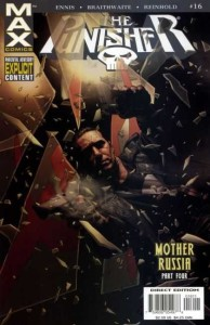 The Punisher Vol 6 #16