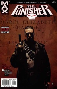 The Punisher Vol 6 #19