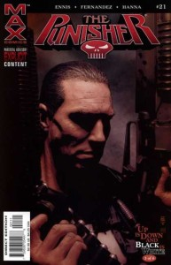 The Punisher Vol 6 #21