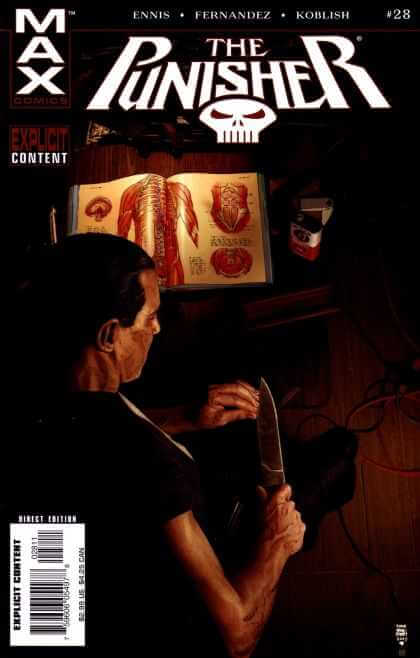 The Punisher Vol 6 #28