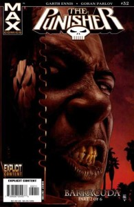 The Punisher Vol 6 #32