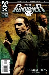 The Punisher Vol 6 #33