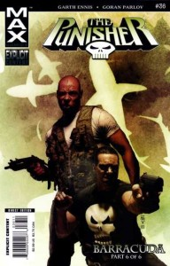 The Punisher Vol 6 #36