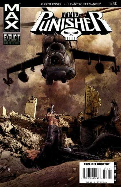 The Punisher Vol 6 #40