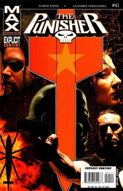 The Punisher Vol 6 #41