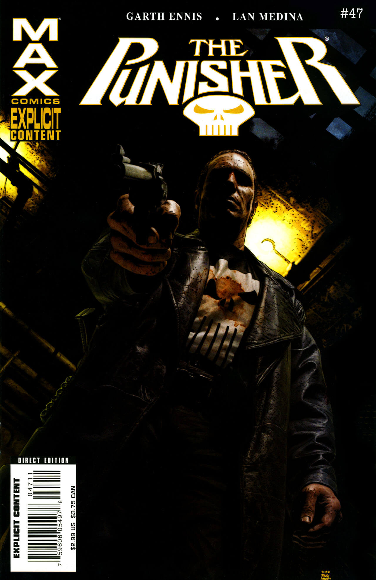 The Punisher Vol 6 #47