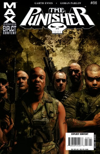 The Punisher Vol 6 #56
