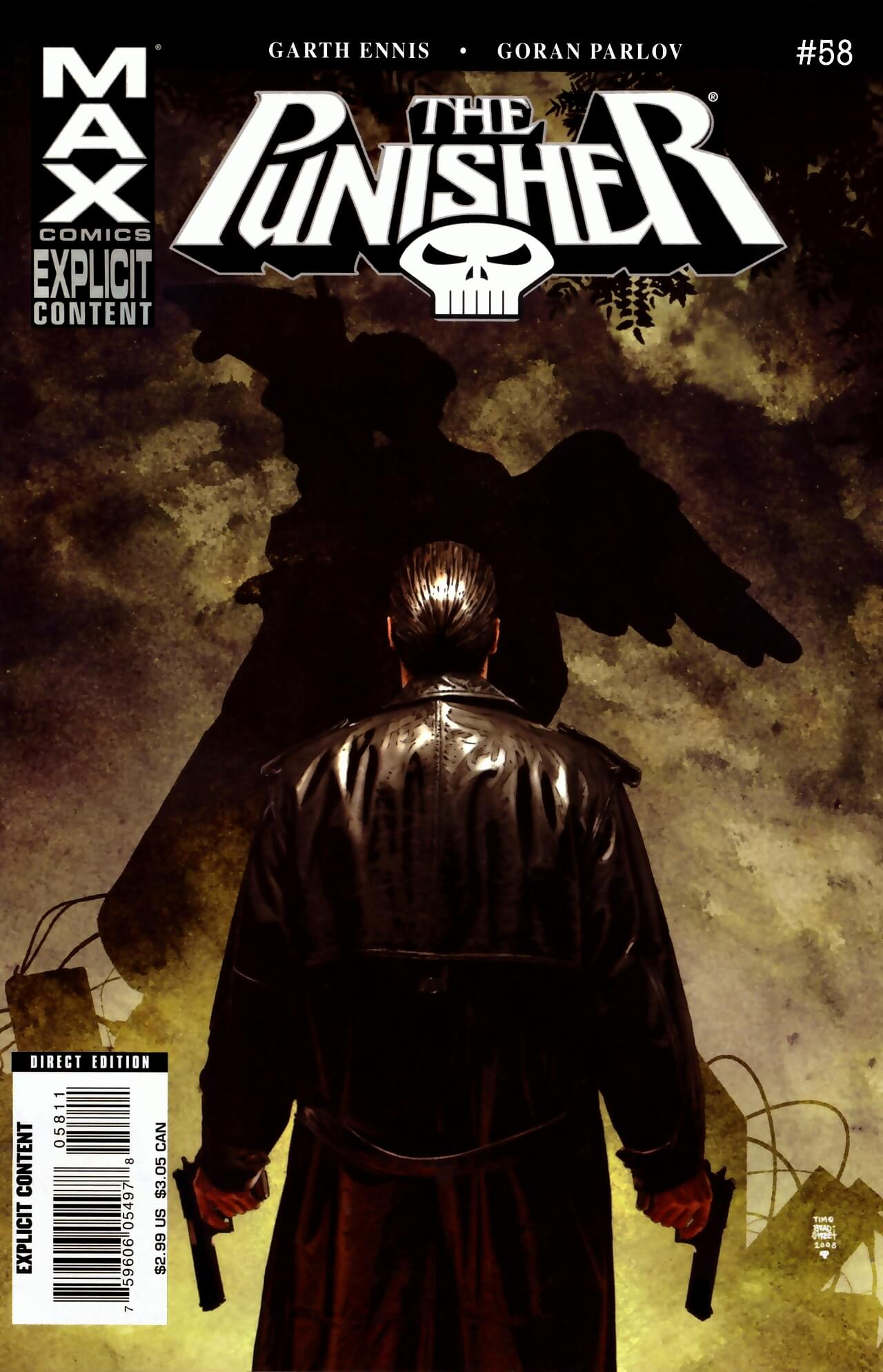 The Punisher Vol 6 #58