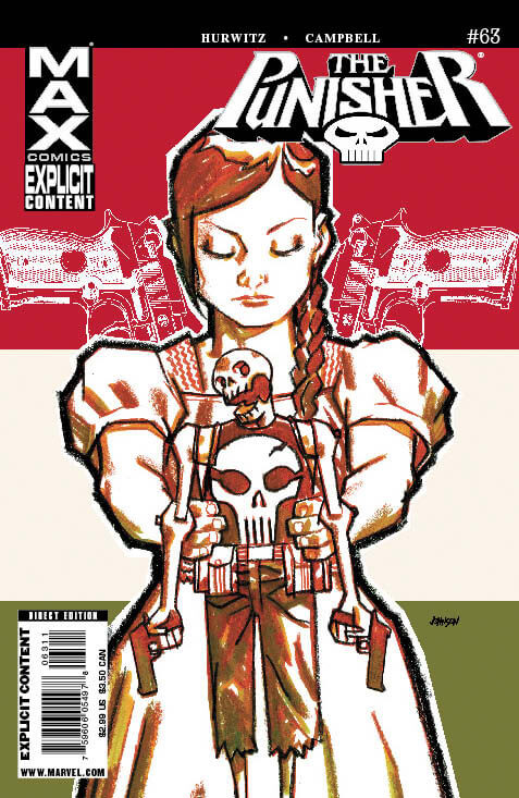 The Punisher Vol 6 #63