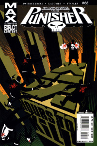 The Punisher Vol 6 #68