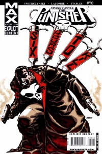 The Punisher Vol 6 #70