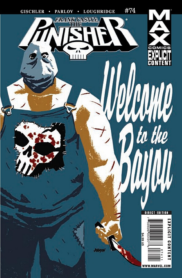 The Punisher Vol 6 #74