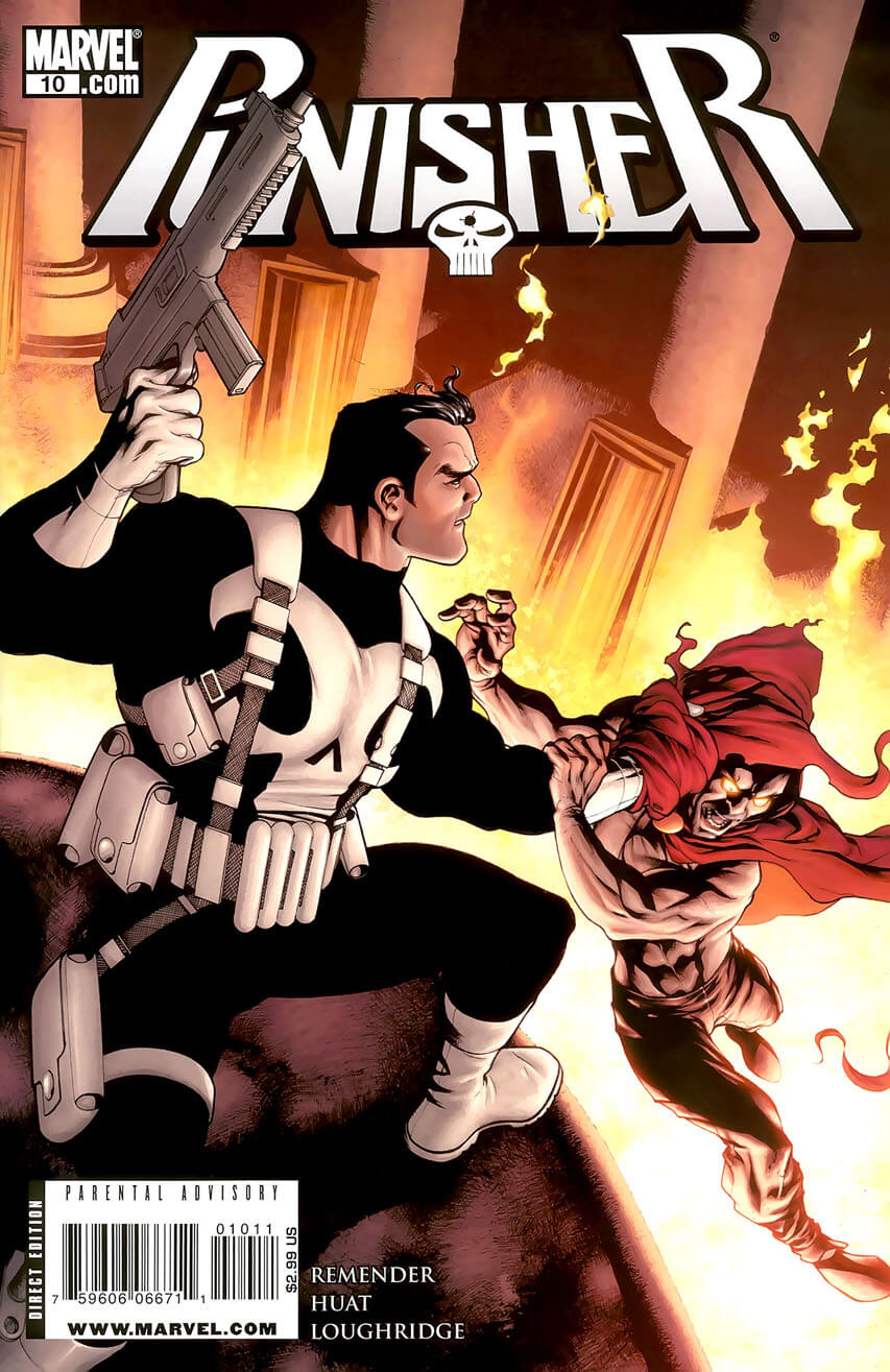 The Punisher Vol 7 #10