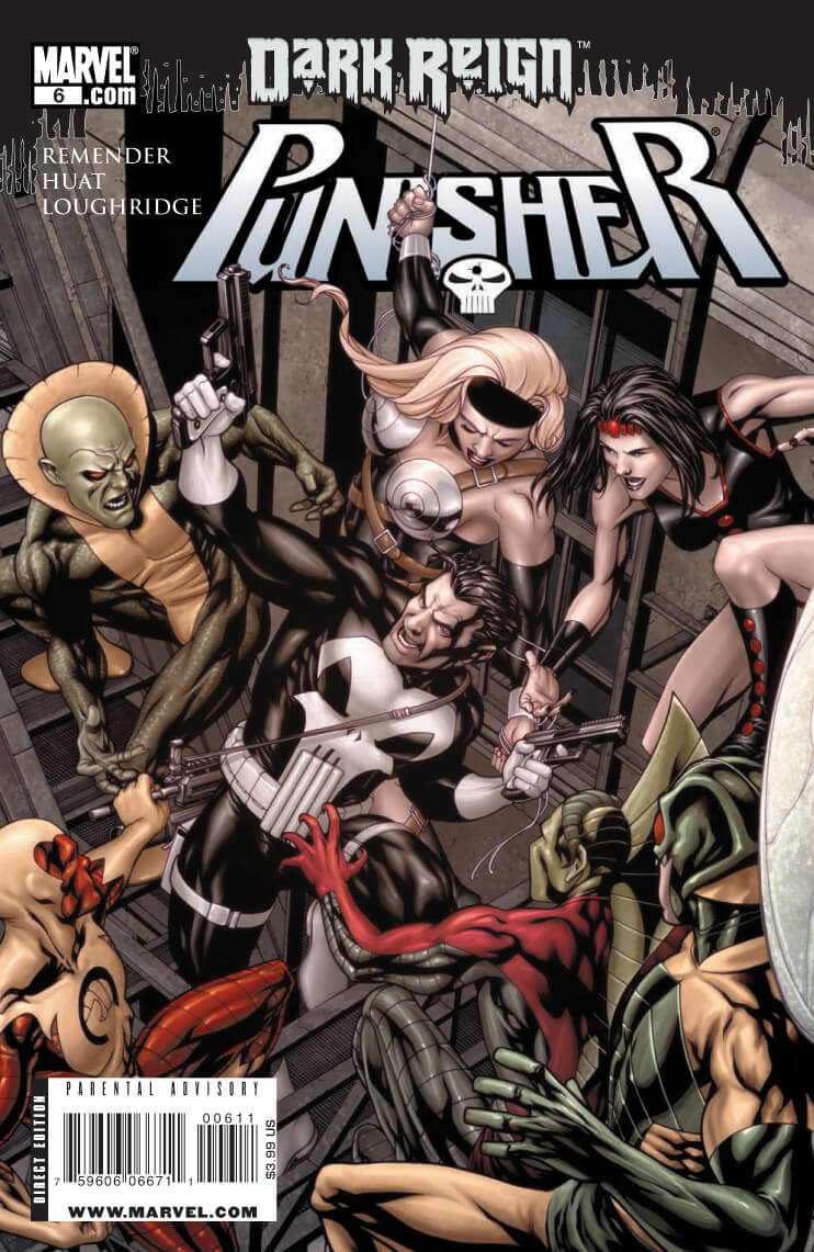 The Punisher Vol 7 #6