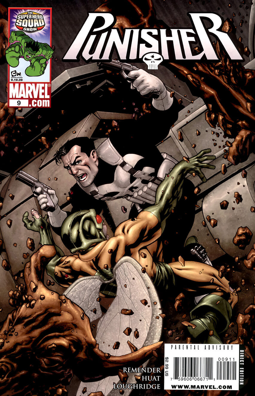 The Punisher Vol 7 #9
