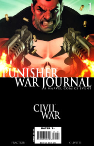 Punisher War Journal Vol 2 #1
