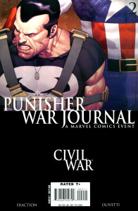 Punisher War Journal Vol 2 #2